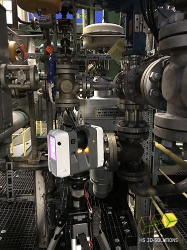 3D-Laserscanning 3D-Lasertracking 3D-Solutions hs3ds Vermessung Scanner Tracker UAV